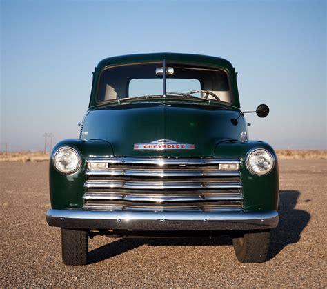 truck restored beautiful 1951 chevrolet truck 3100 shortbed restored