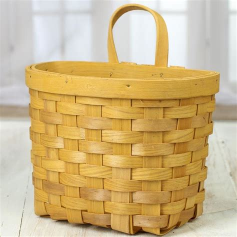 baskets for home decor chipwood wall basket baskets buckets boxes home decor