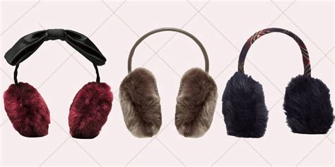 earmuffs  winter  womens fuzzy winter ear