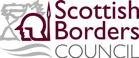 Bordir Logo file scottish borders council logo svg