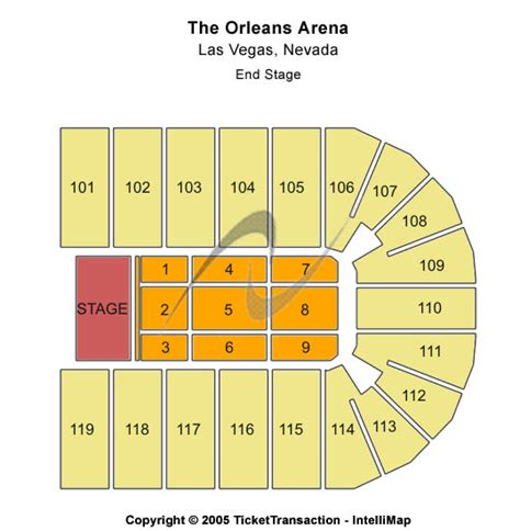 maryhill winery seating chart foreigner orleans arena the orleans hotel tickets