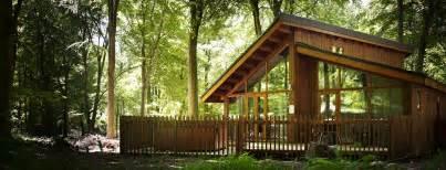Luxury Romantic Hideaway Cabins Thorpe Forest Sleeps 2