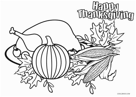 coloring page of thanksgiving food free printable food coloring pages for kids cool2bkids