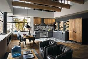 Kitchen Backsplash Pictures cucine in stile industriale materiche e vissute cose di
