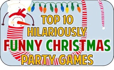 easy christmas games for adults top 10 ideas