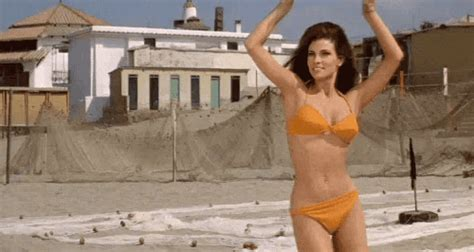 raquel welch space dance raquel welch gifs find share on giphy