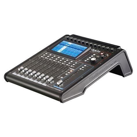 Mixer Digital studiomaster digilive digital mixer at gear4music