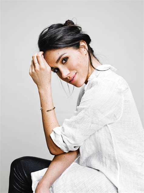 the tig meghan markle coffee stained cashmere casual meghan markle of the