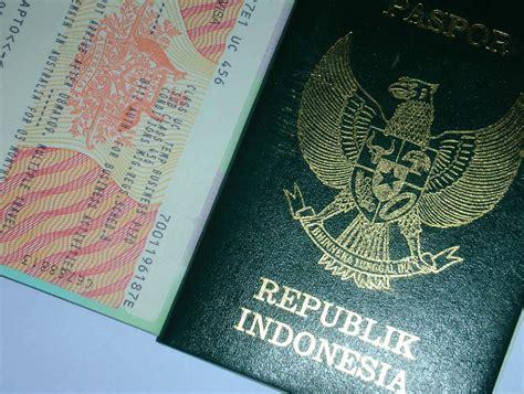 membuat visa dan paspor membuat paspor pertama kali untuk pemula indonekita