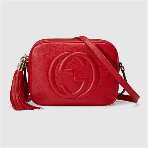 Gucci New Bag soho leather disco bag gucci s shoulder bags
