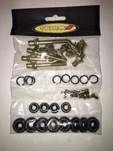 Engine Cover B Series Skunk2 purchase skunk2 low profile valve cover hardware kit b