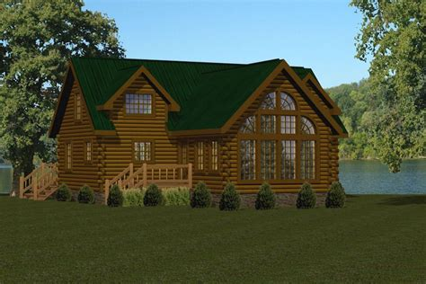 grandview battle creek log homes