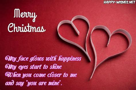 romantic christmas wishes  boyfriend long distance