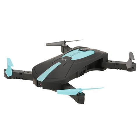 Wifi Selfie Drone only 29 99 for jun yi toys jy018 2 0mp 1080p wifi fpv foldable selfie pocket drone from