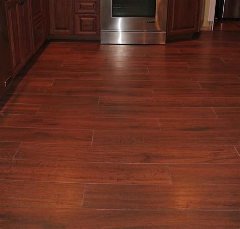 wood tile flooring pictures wood ceramic tile would minimise the gap between these