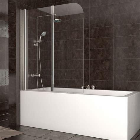 wow duschabtrennung badewanne duschwand faltwand glas - Wannen Duschwand