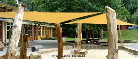 sonnensegel pina design sonnensegel f 252 r kindergarten kita pina design 174