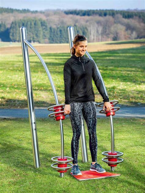 squat stilum outdoor fitness equipment