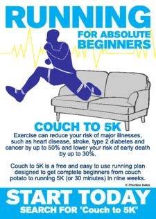 couch 5k nhs couch to 5k the hamilton practice