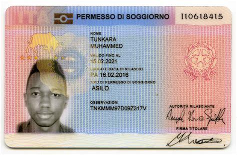 carta di soggiorno ue permesso di soggiorno in italia