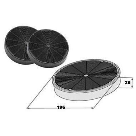 filtri cappa cucina faber coppia filtri carbone attivo h37 cm per cappe
