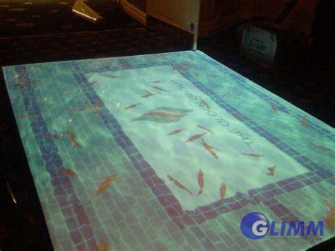 Floor Projector by Interactive Floor Projection By 24 7 Media