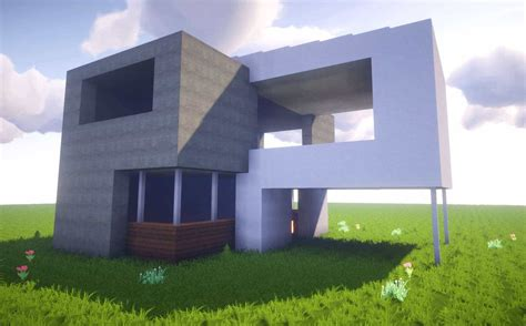 minecraft survival house tutorial minecraft how to build a simple modern house best house tutorial 2016 easy