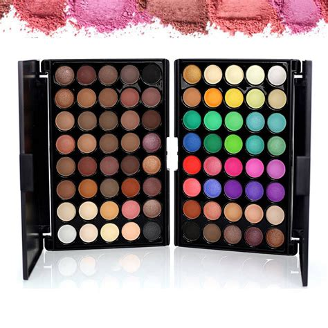 7 Make Up Items For 40 by 40 Color Eyeshadow Palette Make Up Earth Eye Shadow
