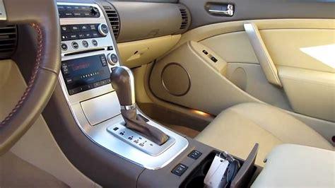 infiniti g35 interior 2006 infiniti g35 blue stock a3055a interior