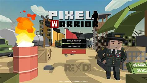 aptoide rexdl pixel warrior at daybreak 2 0 5 apk full for android