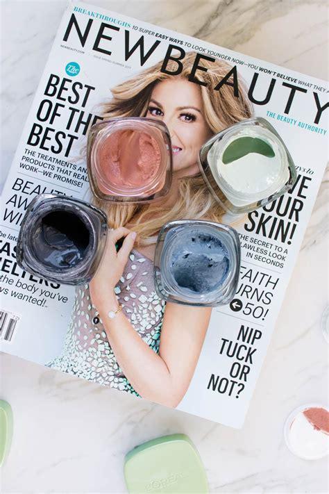 reviewed loreal pure clay masks  beauty vanity llc