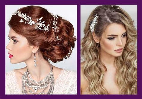 peinados de pelo corto para ir de boda 100 perfectas ideas de cabellos para bodas 2018 los