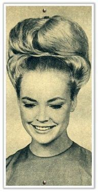 updo hairstyles no bangs hair styles of the 50 s and 60 s on pinterest 1960s