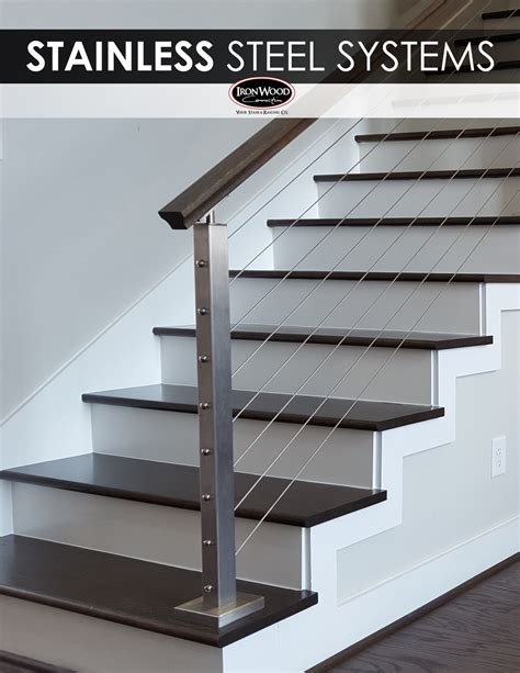 stainless steel banister rails contemporary banister rails neaucomic com