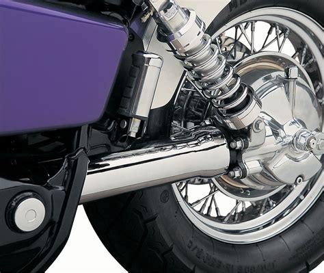 Suzuki Intruder 1400 Accessories Drive Shaft Cover Chrome Accessories Motorcycle
