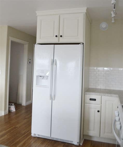 Cupboard Fridge - 36 quot x 15 quot x 24 quot above fridge wall kitchen cabinet