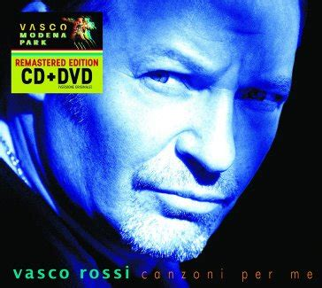 vasco canzoni per me canzoni per me special edition cd dvd vasco