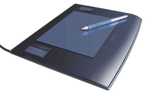 Mouse Pen Tablet file wacom graphics tablet and pen png wikimedia commons