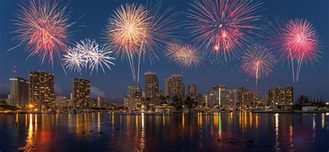 new year activities honolulu 4th of july fireworks show on oahu hawaii discount events