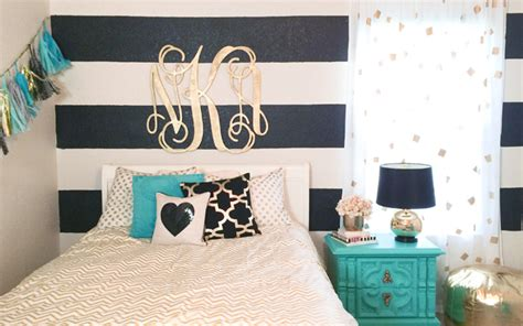 Turquoise And Gold Bedroom Decor by Black White And Gold Nursery Project Nursery