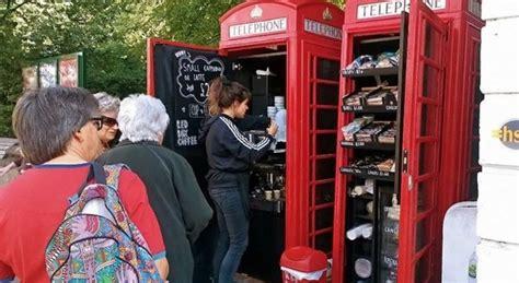 elenco cabine telefoniche gran bretagna le cabine telefoniche rosse diventano mini