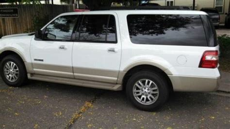 buy car manuals 2007 ford expedition security system sell used 2007 ford expedition el eddie bauer sport utility 4 door 5 4l in greeley colorado