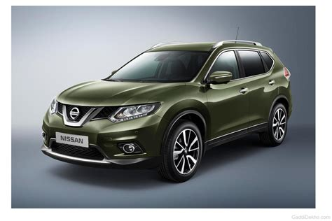 nissan green nissan x trail car pictures images gaddidekho com