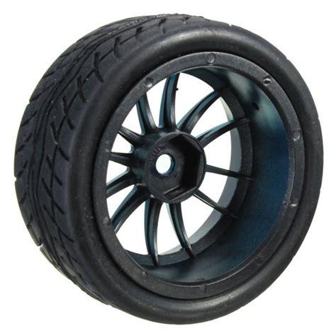smart car wheels and tires 4 pcs flat wheel tire smart car accessories racing tire