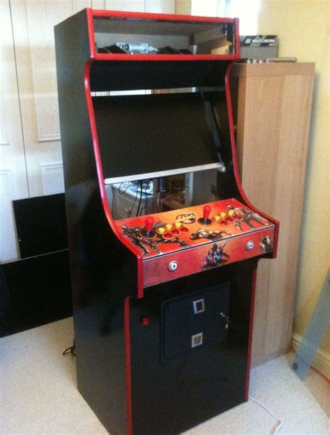 Building Arcade Cabinet by I Built An Arcade Cabinet