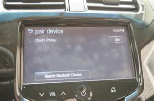 how to connect an iphone to chevy mylink motor review