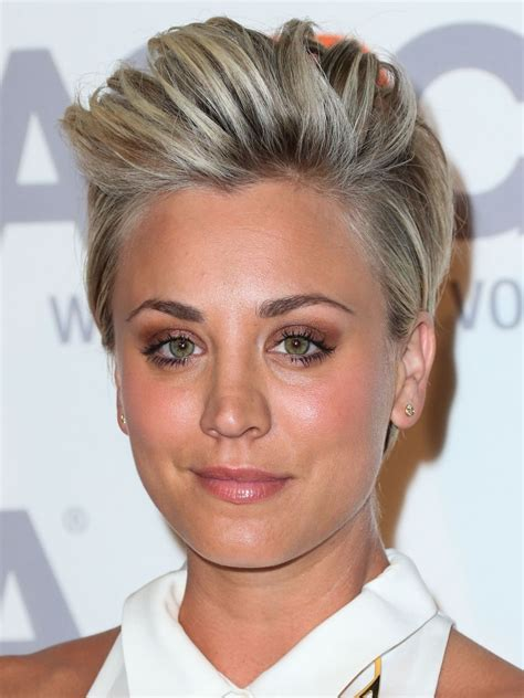 how to get kelly cuoco pixie haircut insructions pictures of kaley cuoco pictures of celebrities