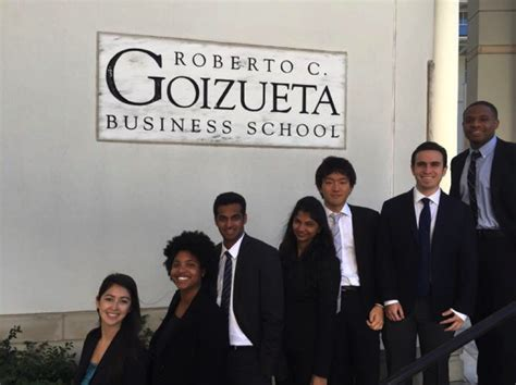 Goizueta Mba Summer Semester by Gmsc Series Laurie Manning Presentation Day At