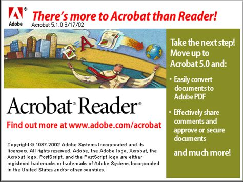 adobe acrobat reader 5 0 full version free download guidebook gt splashes gt acrobat reader