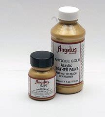 angelus paint discount discount 20 angelus acrylic paint 1 oz gold best